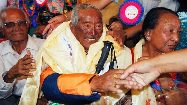 Photo of Yuichiro Miura – Pemecah Rekor Pendaki Everest Tertua
