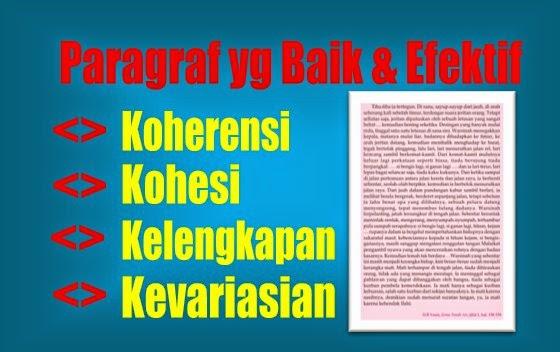 Photo of Ciri dan Syarat Syarat Paragraf Bahasa Indonesia Yang Baik dan Efektif
