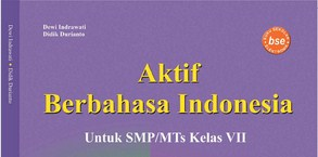 BSE Bahasa Indonesia SMP 7